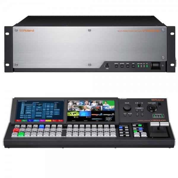 Roland - V-1200HD + V-1200HDR Bundle Roland