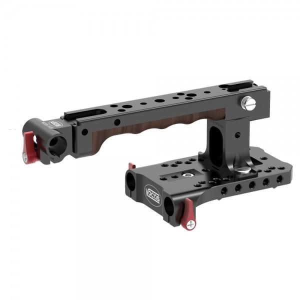 Vocas - Top handgrip kit for Canon C200, C300MKIII und C500MKII Vocas