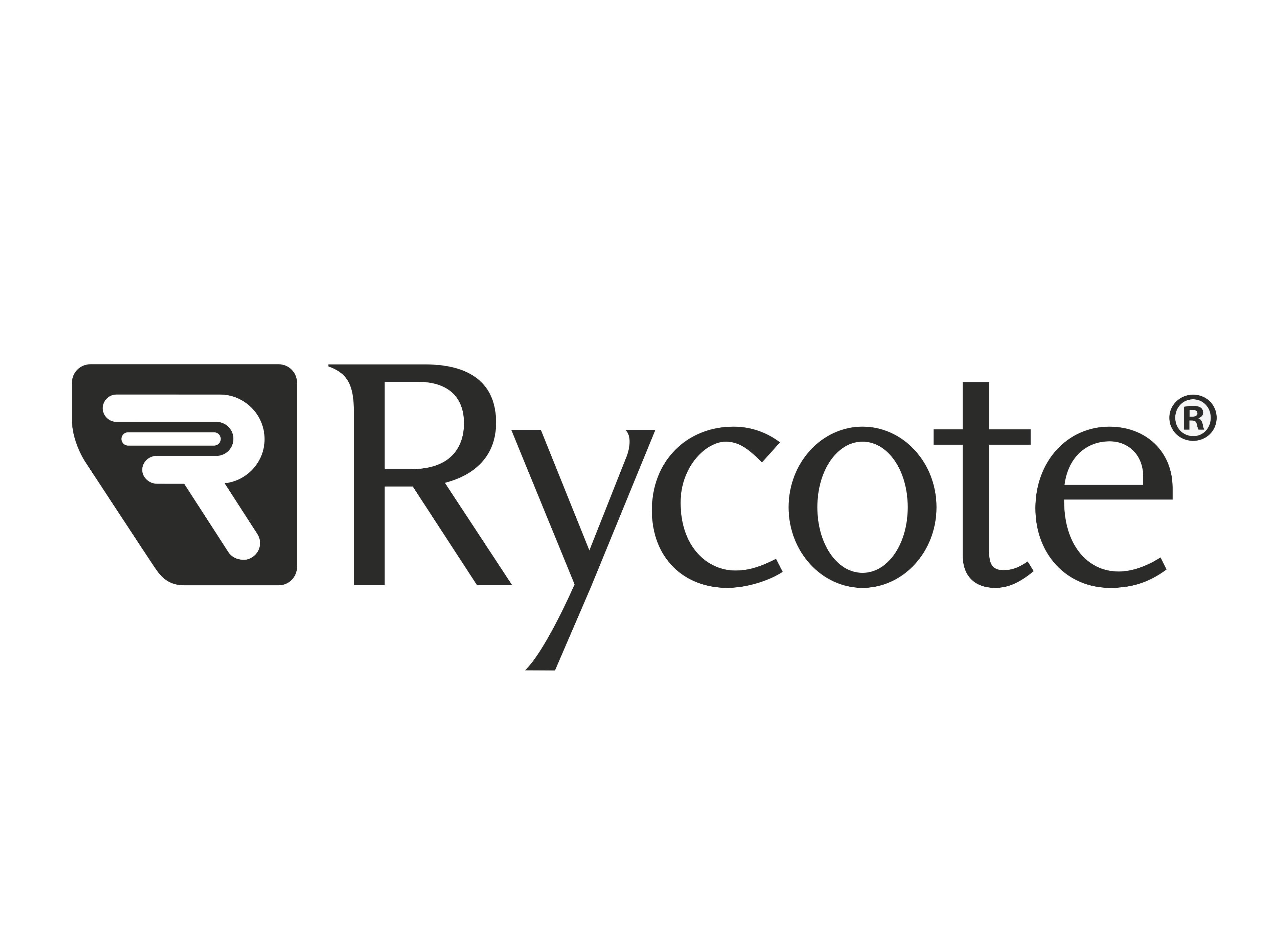 Rycote_Logo_Monochrome_On_White_01