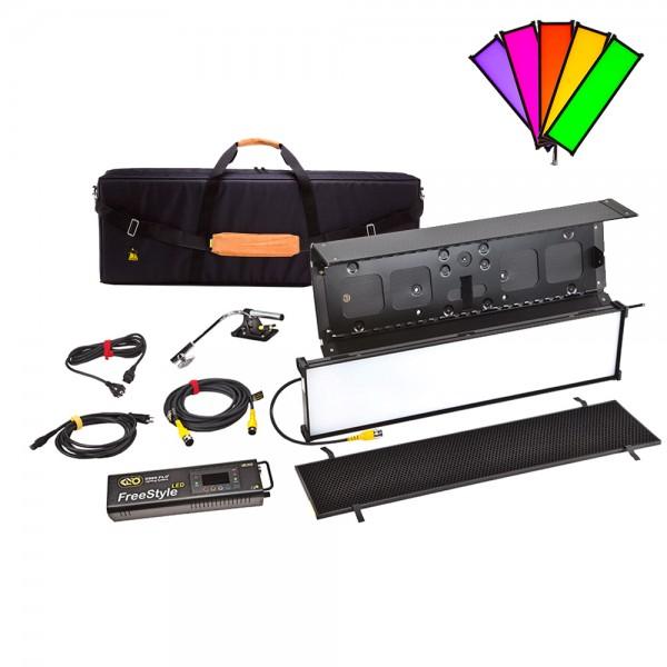 KinoFlo - FreeStyle LED 31 DMX Kit (Bestboy) Kino Flo