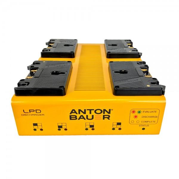 quad-discharger_1 Anton Bauer