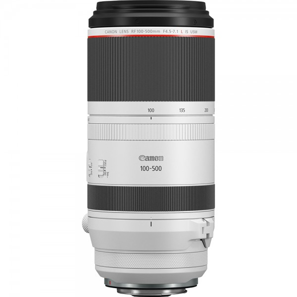 Canon - RF 100 - 500mm F4.5 - F7.1 L IS USM Canon