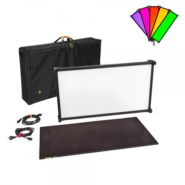 KinoFlo - Celeb LED 850 DMX Kit Center Mount Soft Case (Bestboy) Kino Flo