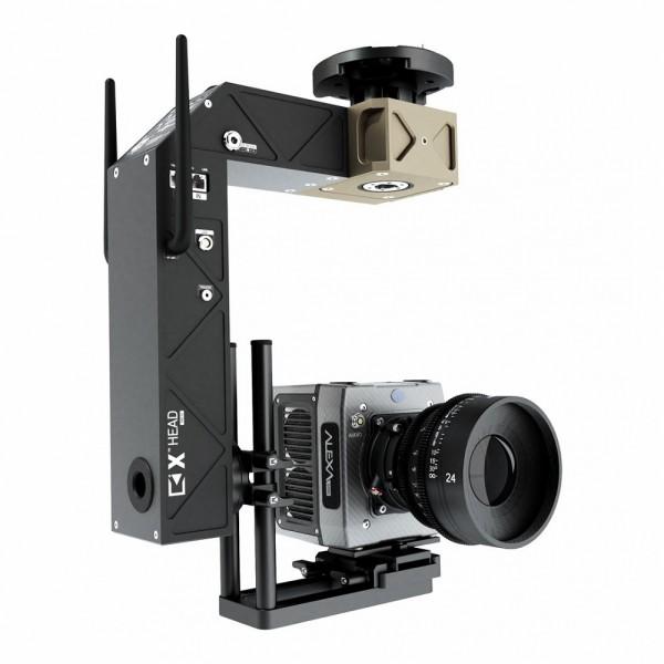 Slidekamera - X HEAD Slidekamera