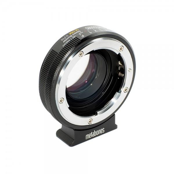 Metabones - Nikon G auf MFT Speed Booster ULTRA Metabones
