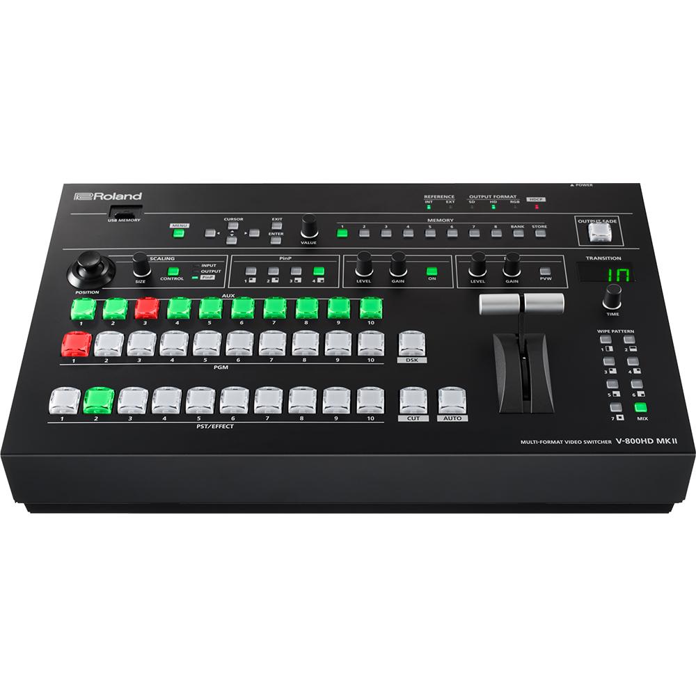 Bild-und-Videomischer-Roland