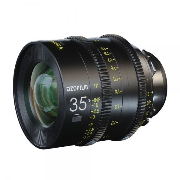 DZOFilms - Vespid Prime 35mm T2.1 DZOFilms