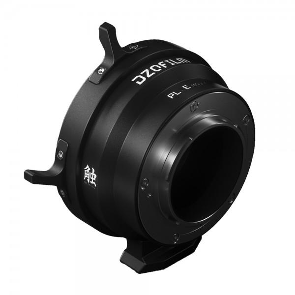 DZOFilms - Octopus Adapter von PL Objektiv zu E-Mount Kamera (schwarz) DZOFilms