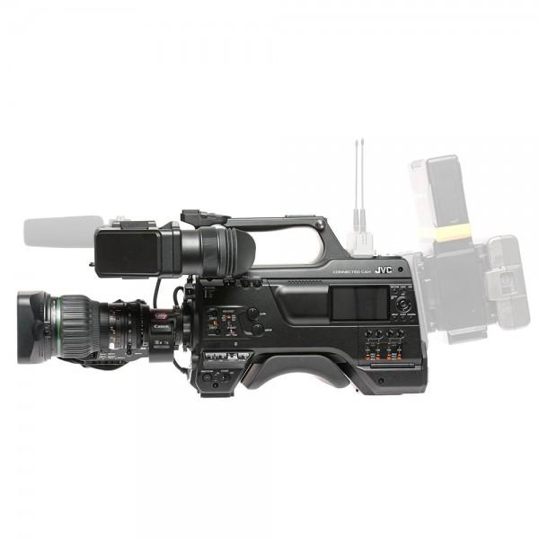 JVC - GY-HC900RCHE + KJ20x8.2B KRSD + VF-E900G EVF JVC