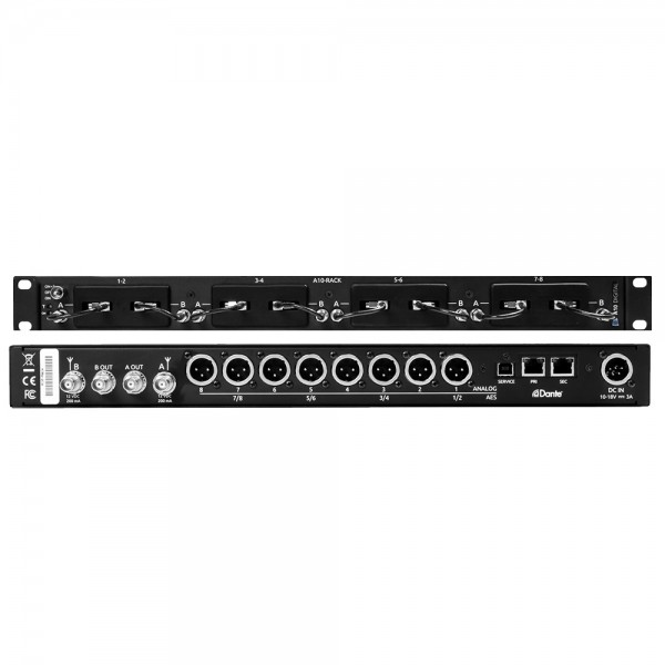 A10-RACK_1 Audio Ltd-