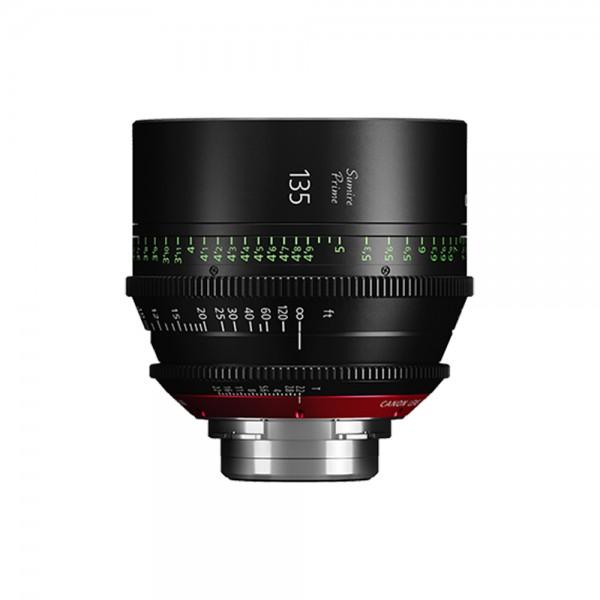 Canon - Sumire CN-E135mm T2.2 FP X Canon