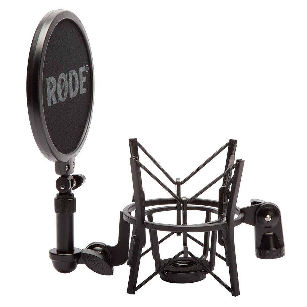 Mikrofon-Halterung-Rode