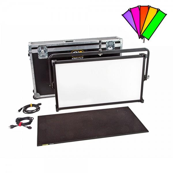 KinoFlo - Celeb LED 850 DMX Kit Yoke Mount Travel Case Kino Flo