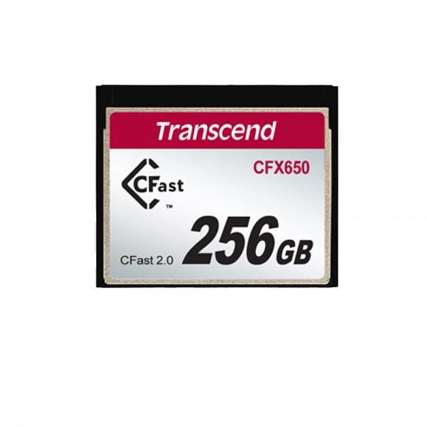 Transcend - CFast 2.0 256 GB CFX650 Transcend