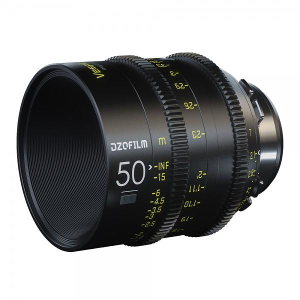 DZOFilms - Vespid Prime 50mm T2.1 DZOFilms