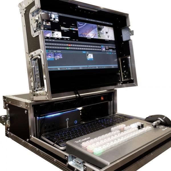 NewTek - TriCaster Mini 4K Mobile Regie NewTek