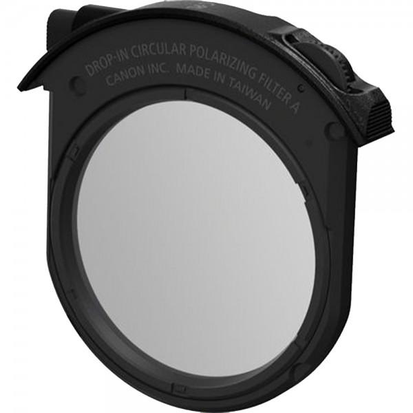 Canon - Einsteck-Zirkularpolfilter A Canon