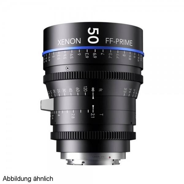Schneider - Xenon FF-Prime 2.1/50 F Schneider