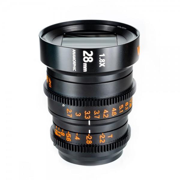 Vazen - 28mm t2.2 1.8X Anamorphic Lens Vazen