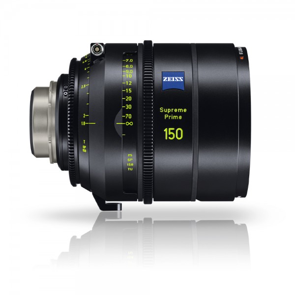 Zeiss - Supreme Prime T1.5/150mm PL Zeiss