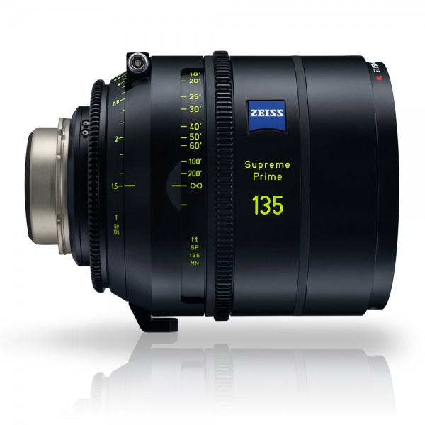 Zeiss - Supreme Prime T1.5/135mm PL Zeiss